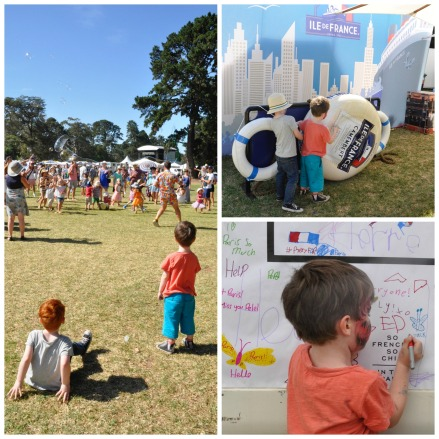 So Frenchy Je Suis Paris Melbourne 2016 French Festival France Travel at Home Kids