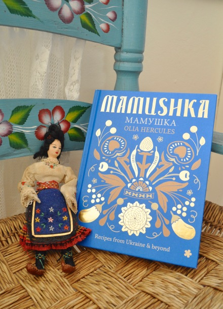Ukrainian Beetroot Mamushka Olia Hercules Recipes Book